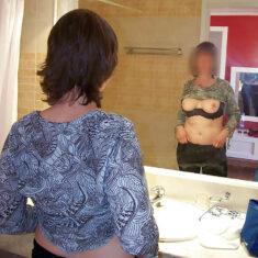 Annie femme au foyer pour sexe à Fougères