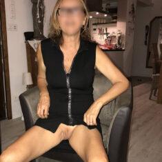 Hélène, mature en chaleur, Landerneau